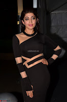 Pranitha Subhash in a skin tight backless brown gown at 64th Jio Filmfare Awards South ~  Exclusive 013.JPG