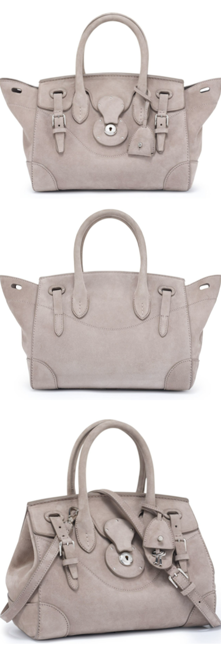 Ralph Lauren Accessories Soft Ricky Handbag