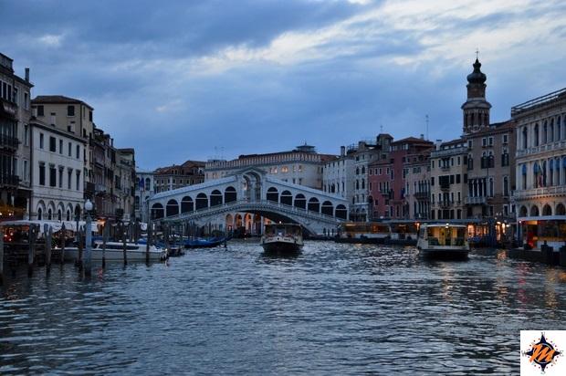 Venezia, Ponte di Rialto all'alba