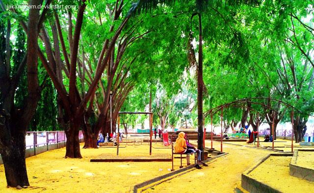 Taman Riyadhah