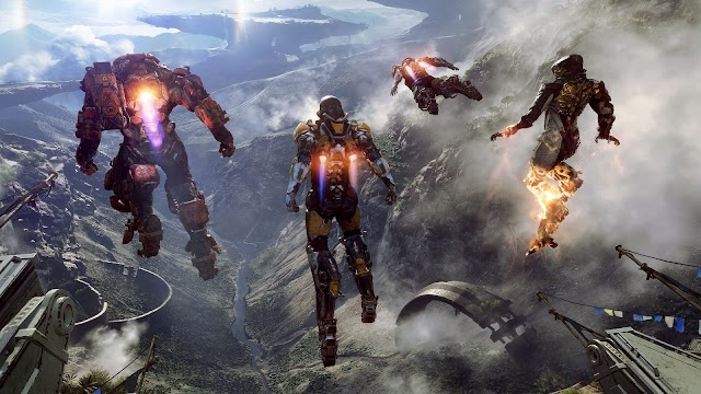 Anthem HD Wallpapers | Backgrounds