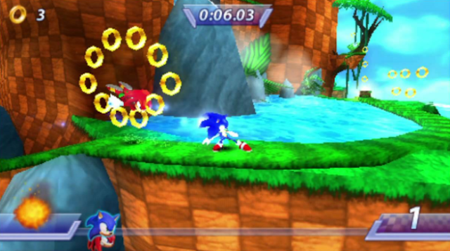 Sonic Rivals PPSSPP ISO