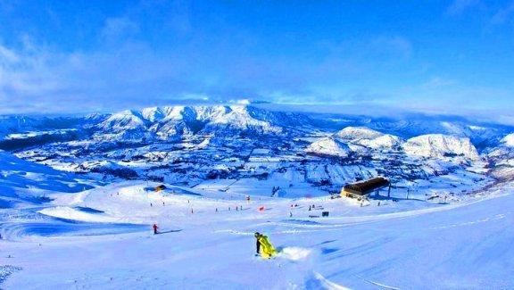 Coronet peak Tempat menarik di new zealand