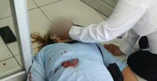 Muere mujer baleada en asalto bancario en Coatzacoalcos