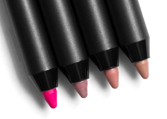 L'Oreal Paris Colour Riche Matte Lip Liners Review 108 110 112 114