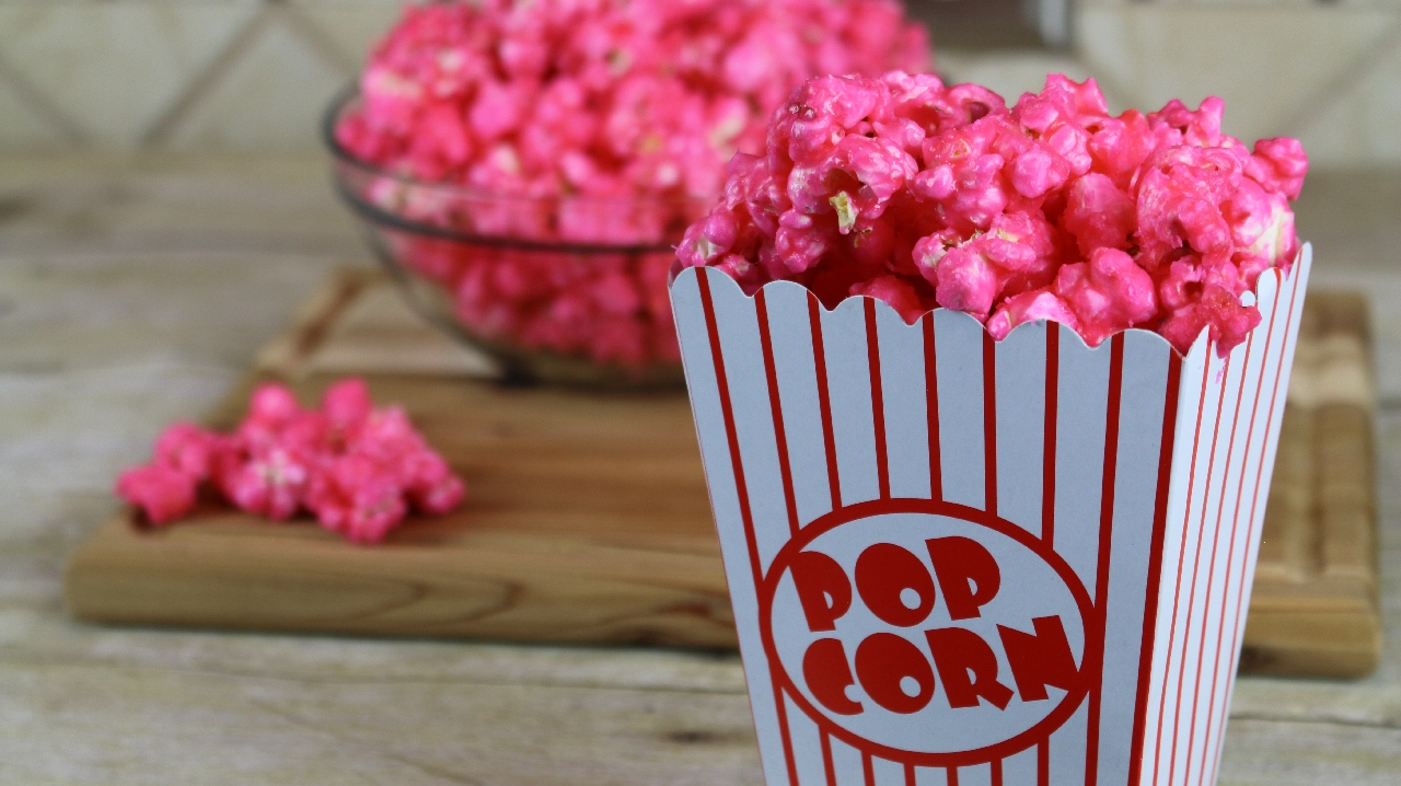 Bubble Gum Popcorn How To Make Candy