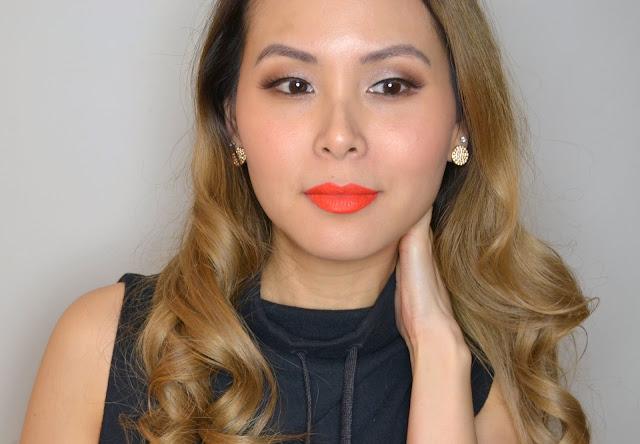 Sephora Collection Lipstories Lipstick First Class Swatch