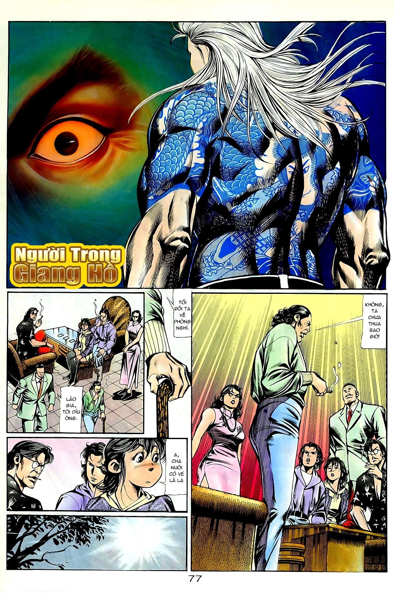 Người Trong Giang Hồ chapter 94: hoàng giả chi phong trang 8