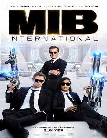 Men In Black International (2019) Dual Audio Hindi 480p HDTC 300MB Movie Download