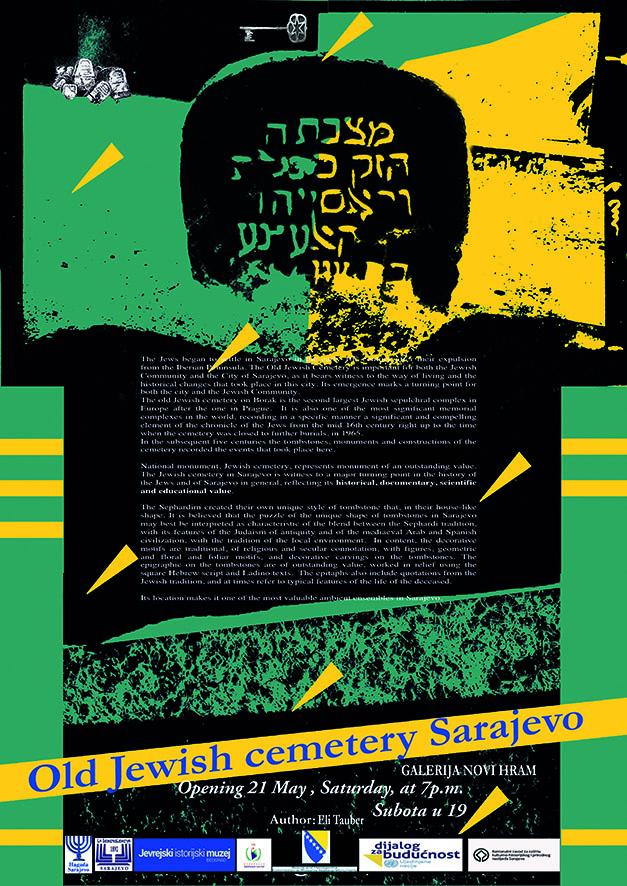 "Exhibition ""Old Jewish Cemetery Sarajevo"""