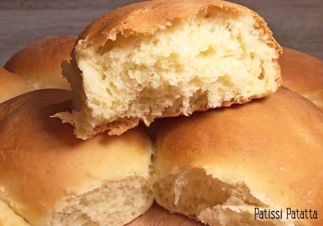 recette de butter rolls, pains américains, petits pains américains, petits pains au beurre, pains au beurre, pains fait maison, cuisine traditionnelle américaine, recette américaine