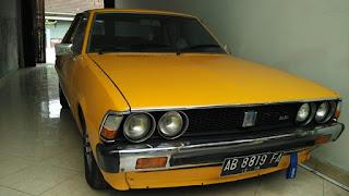 Dijual Sedan RERTRO Mitsubishi Galant sigma 78