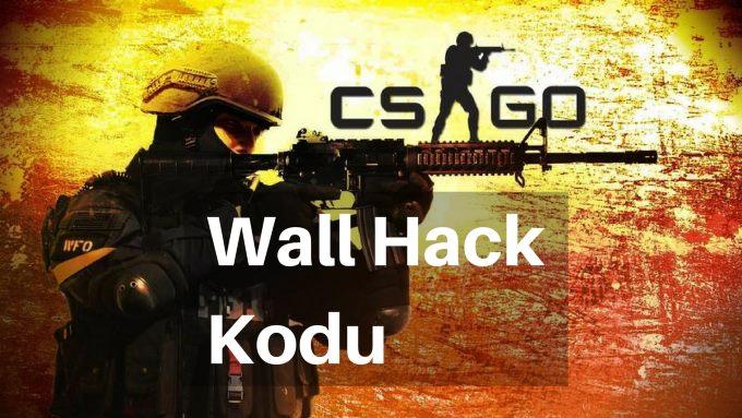 CS GO Wall Hack Kodu Nedir? Nasıl Çalışır?
