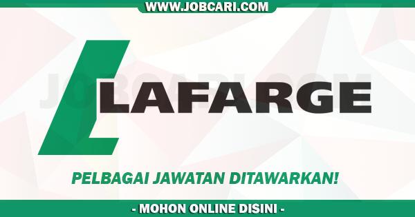 LAFARGE JOBS