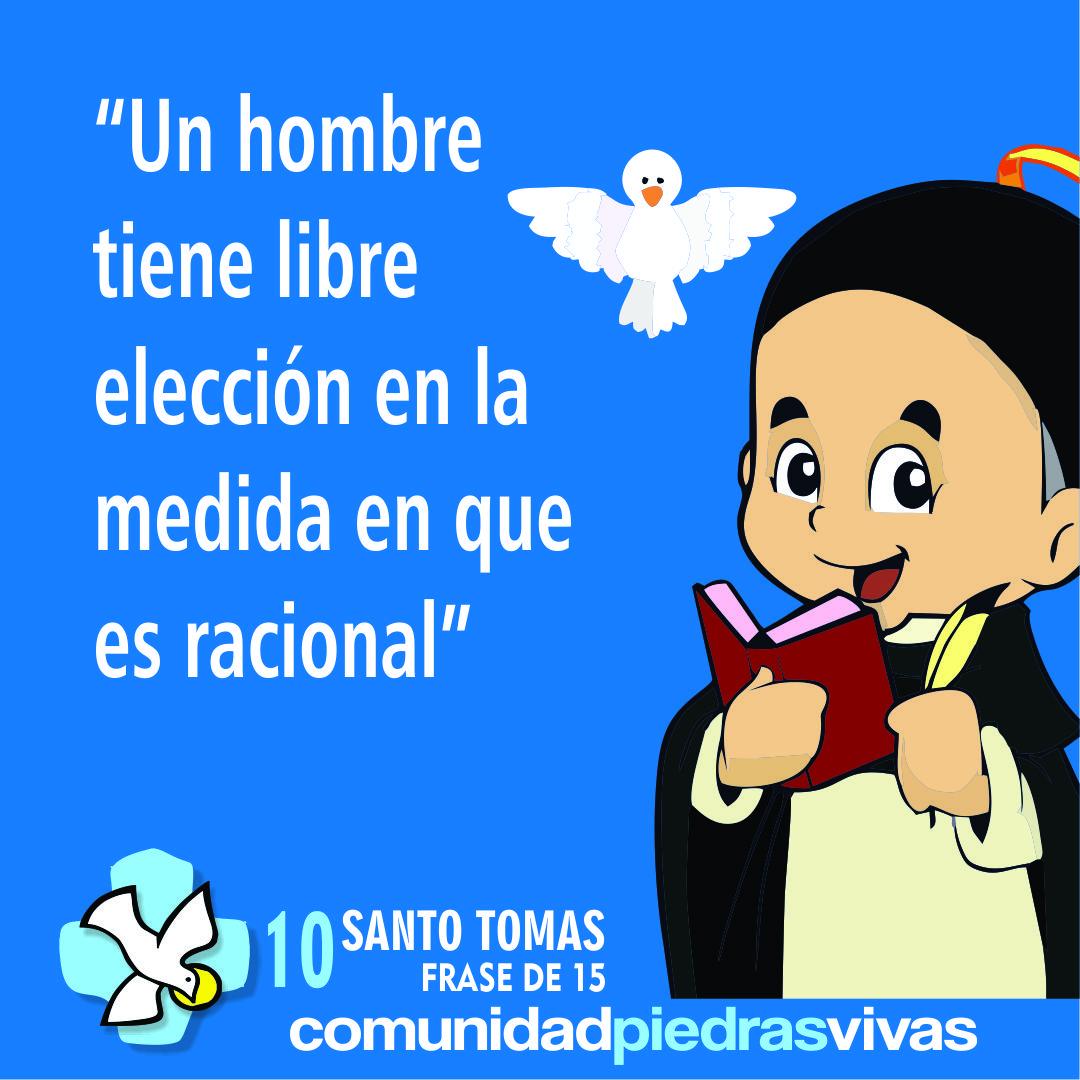 Santo Tomas De Aquino En 15 Frases 10 De 15