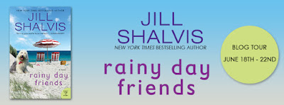 Blog Tour & Giveaway: Rainy Day Friends by Jill Shalvis