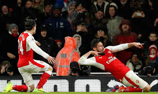 Download Video: Arsenal 2 – 0 Crystal Palace [Premier League] Highlights 2016/17