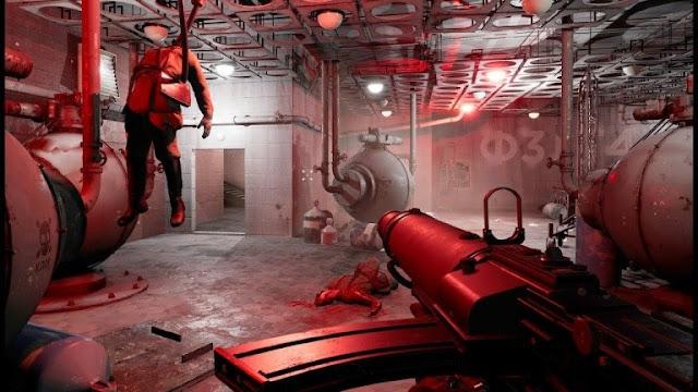 لنتعرف على لعبة التصويب Atomic Heart و التي تمزج بين سلسلة Bioshock تم Wolfenstein عبر تجربة جد رائعة …