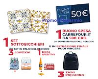 Logo Concorso ''Sanpellegrino fine dining'': vinci 24 buoni sconto da 50€, 100 set sottobicchieri e zaini Piquadro