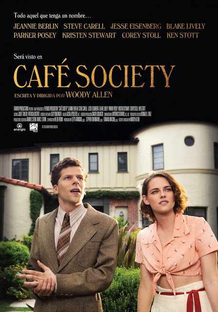 cafe society poster