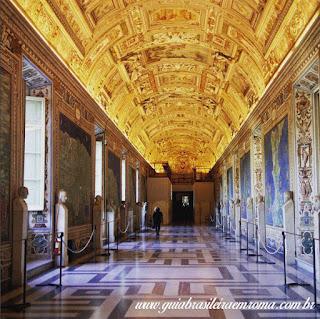 Galeria dos Mapas, Museus Vaticanos