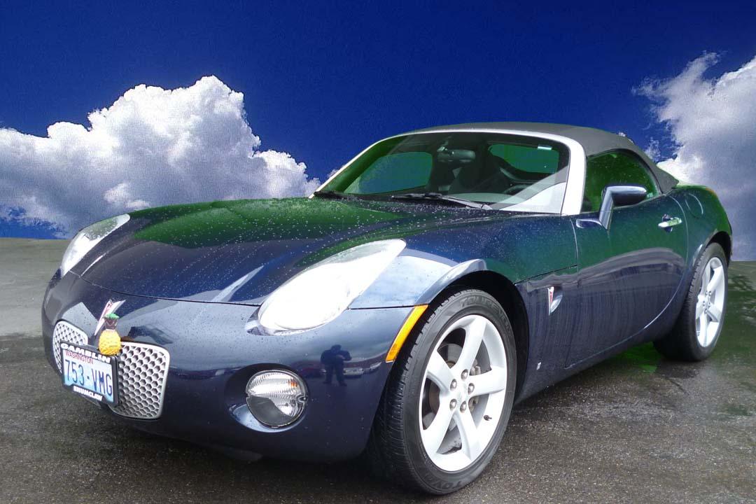 Gamblin Motors: 2006 Pontiac Solstice