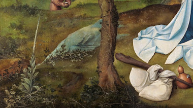El jardinero y las plantas en la colección del Museo del Prado