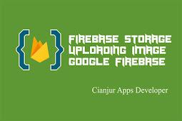 Belajar Cara Mengupload File pada Firebase Storage
