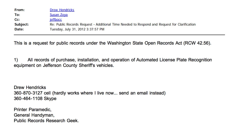 US Criminal History Information, Criminal Records: Local
