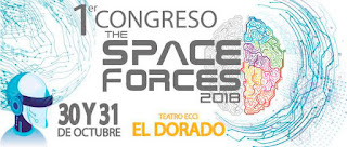 1er Congreso THE SPACE FORCES Bogotá 2018