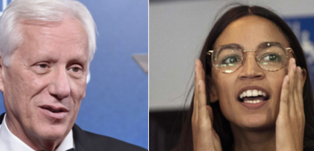Conservative Twitter Throttles AOC For Reagan Racism Comments