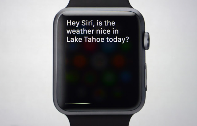 Come attivare Siri su Apple Watch