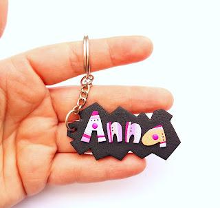 brelok imienny, breloczek z imieniem, brelok personalizowany, keychain personalized, funny keychain, alphabet, letters, prezent, gift,
