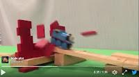 Thomas the Tank Engine Wooden Railway Stunts