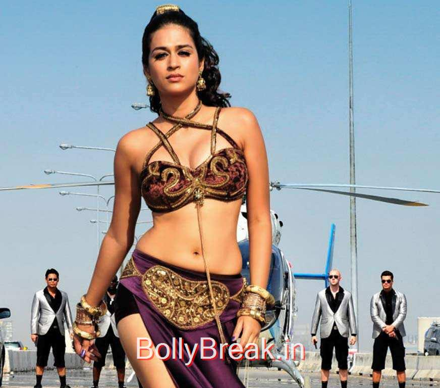 Shraddha Das Pictures, Shraddha Das Hot Stills From Rey Movie