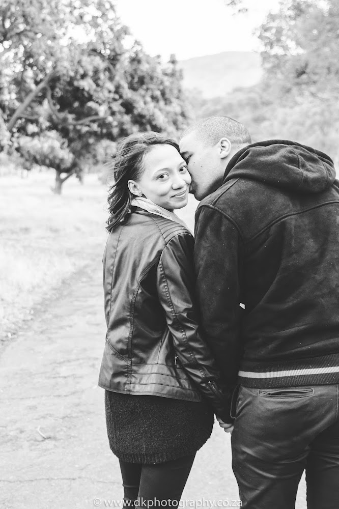 DK Photography CCD_9107 Preview ~ Lucy & Taschwill's Engagement Shoot in Tokai Forest  Cape Town Wedding photographer
