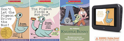 Mo Willems animated films