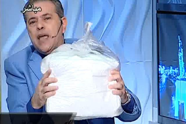 توفيق عكاشة صاحب قناة الفراعين