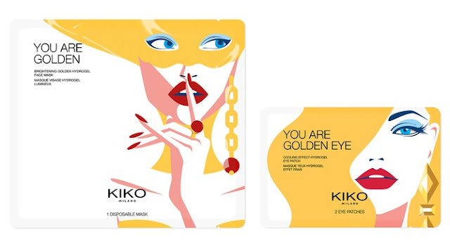 you are golden kiko