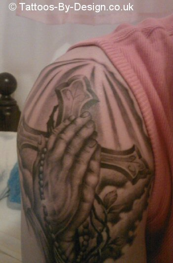 Cool Praying Hands Tattoos Ideas | Best Tattoo Pictures