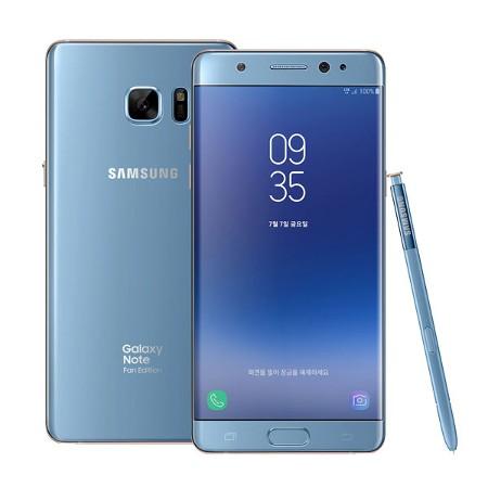 حذف حساب جوجل اكونت FRP لجهاز Galaxy NOTE FAN EDITION SM-N935F اصدار 8.0.0 حماية U3 بدون كمبيوتر