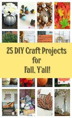 25 Diy Craft Tutorials For Fall Y All