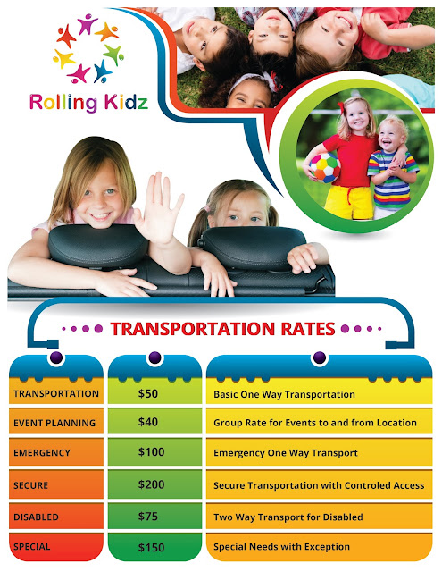 Safe and Reliable Transportation for Children in Charlotte NC!