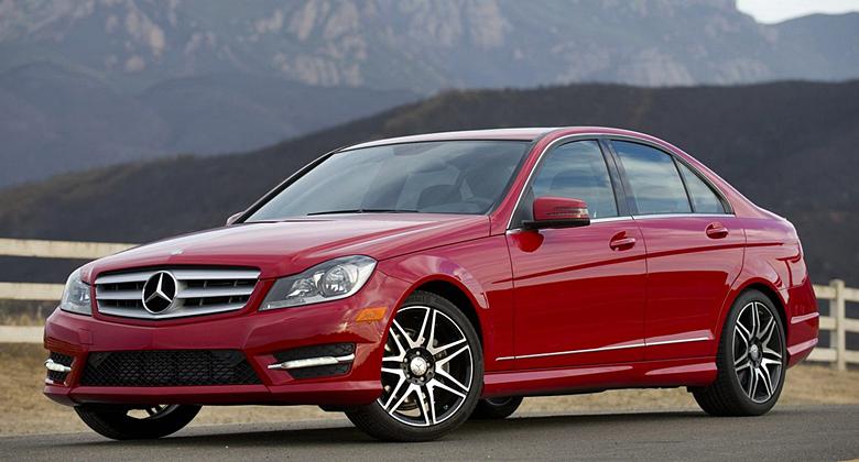 Mercedes-Benz C250 Review 2013