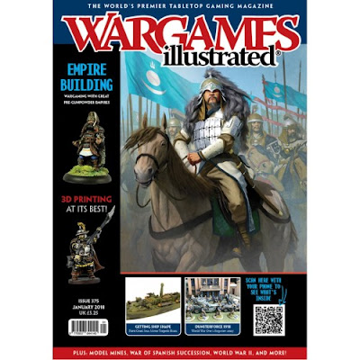 Wargames Illustrated 375, January 2019