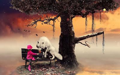 babymaking-fox-friendship-with-lolipop