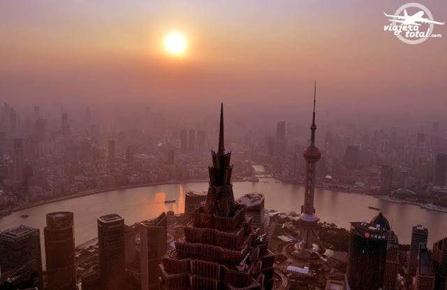 China - Shanghai - Jin Mao - Perla de Oriente