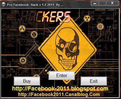 Download free facebook hacking software: facebook hacker pro v2.