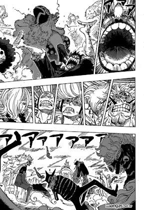 One Piece Mangá 865