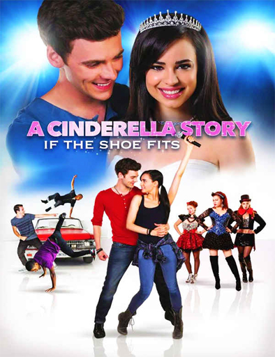 Ver A Cinderella Story: If the Shoe Fits (2016) Online